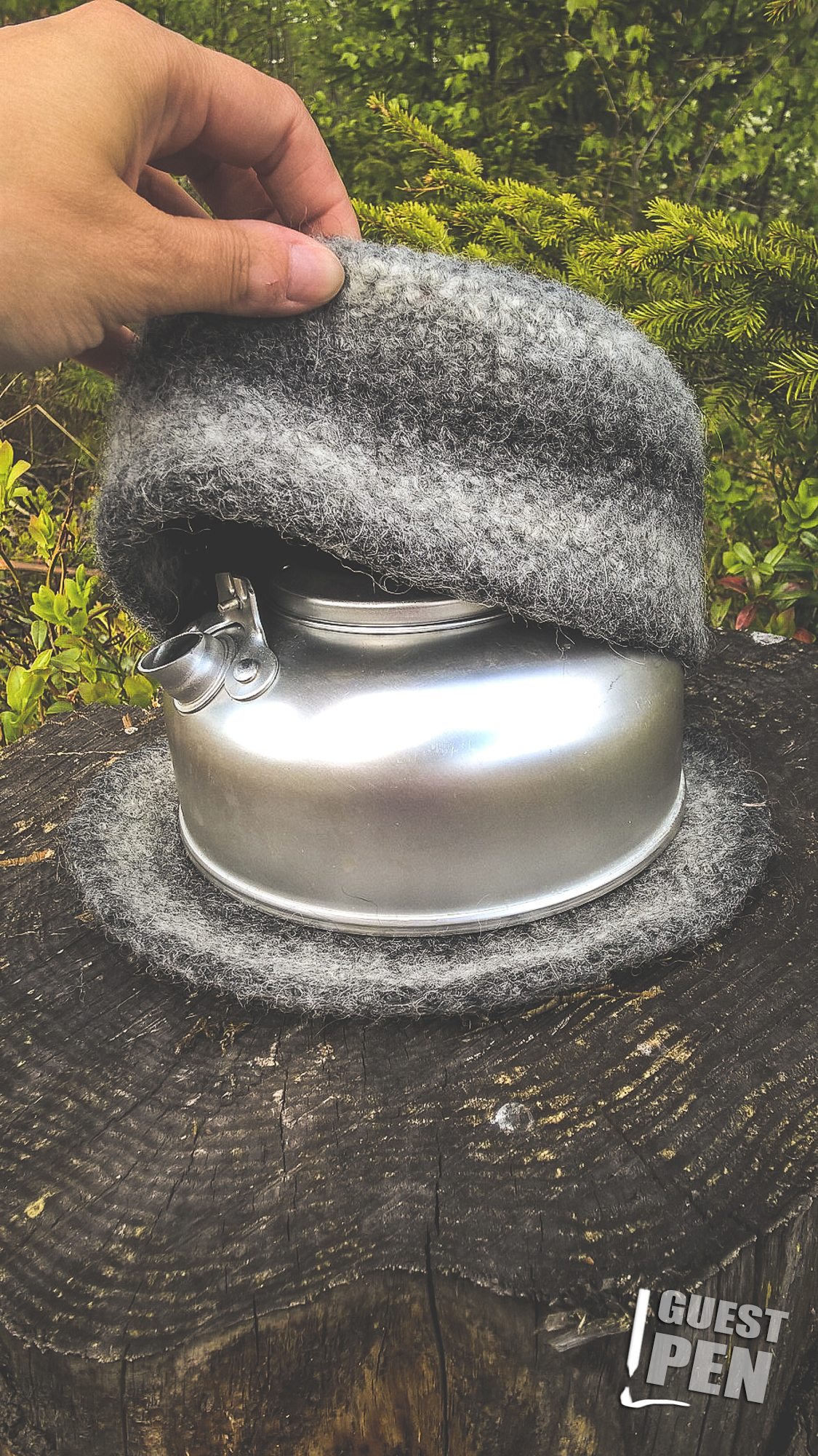 DYI for trekking, part 2: top and bottom for your trek stove