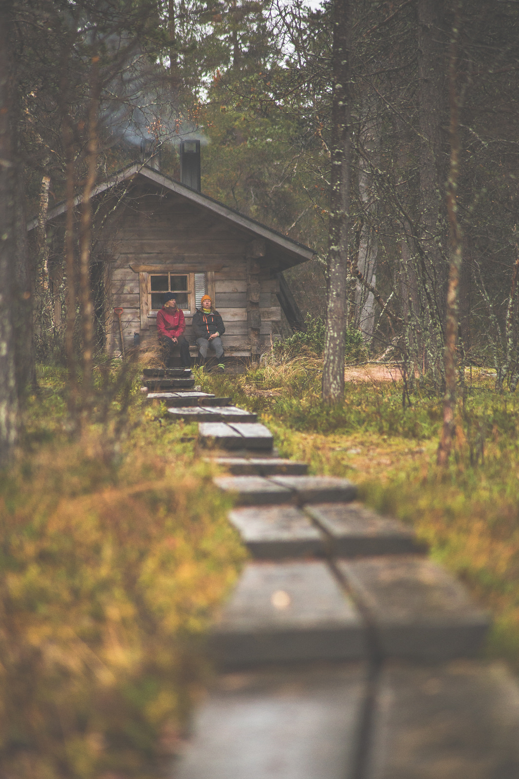 The Luirojärvi Sauna has a fee these days – is this the end of saunas?